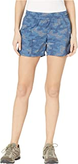 Columbia womens Silver Ridge Printed Pull On Short Shorts