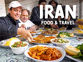 Iran - Food and Travel with Mark Wiens