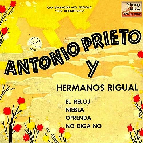 Vintage World No. 153 - EP: El Reloj by Antonio Prieto on Amazon Music - Amazon.com