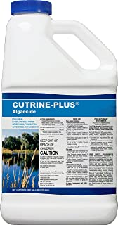 Applied Biochemists 38005901015 76513 Cutrine-Plus Professional Strength Aquatic Algaecide, 1 gal, Blue