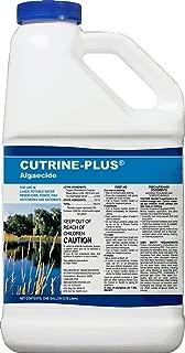 Cutrine Plus 38005901015 76513 Professional Strength Aquatic Algaecide, 1 Gallon, Blue