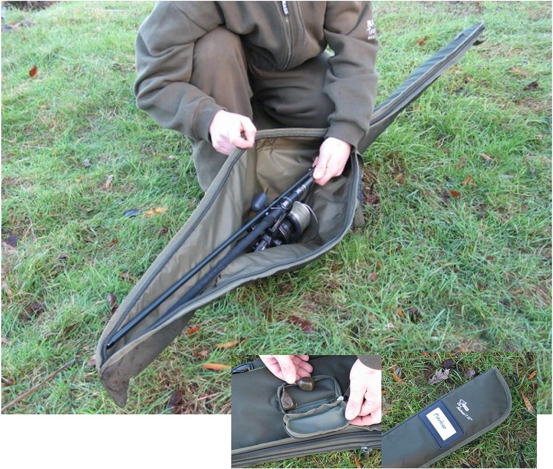 Nash Nomad 1 Rod Skin 12  Single Rod