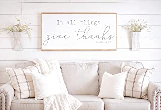 scripture in all things give thanks