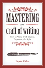 Best mastering the craft of writing Reviews