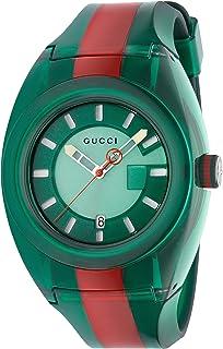 Gucci Reloj Sync Caucho Unisex Adulto
