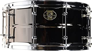 Ludwig Black Magic Snare Drum - 6.5 Inches X 14 Inches