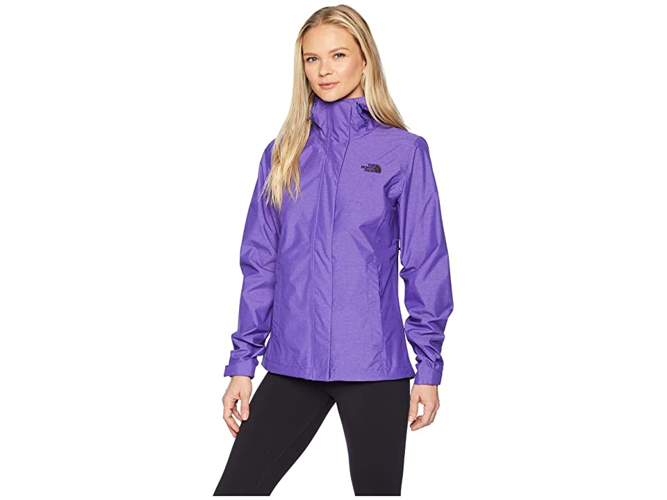The North Face Venture 2 Jacket (Deep Blue Heather) Women