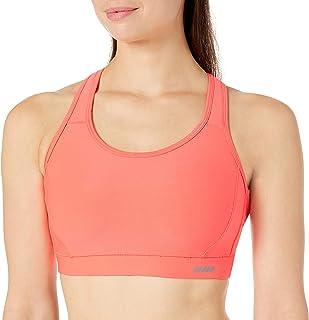Amazon Essentials brasier deportivo de copa moldeada de soporte medio Sujetador deportivo para Mujer