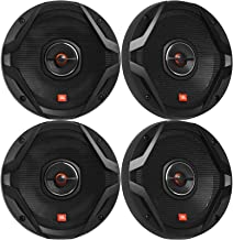 "4 x JBL GX Series GX628AM 6.5"" 2-Way 180 Watt Peak Power Coaxial Car Audio Speakers (Reconditioned) photo"