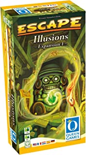 Queen Games Escape: Illusions Expansion