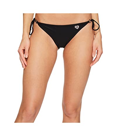 Body Glove Smoothies Brasilia Tie Side Bottom (Black) Women