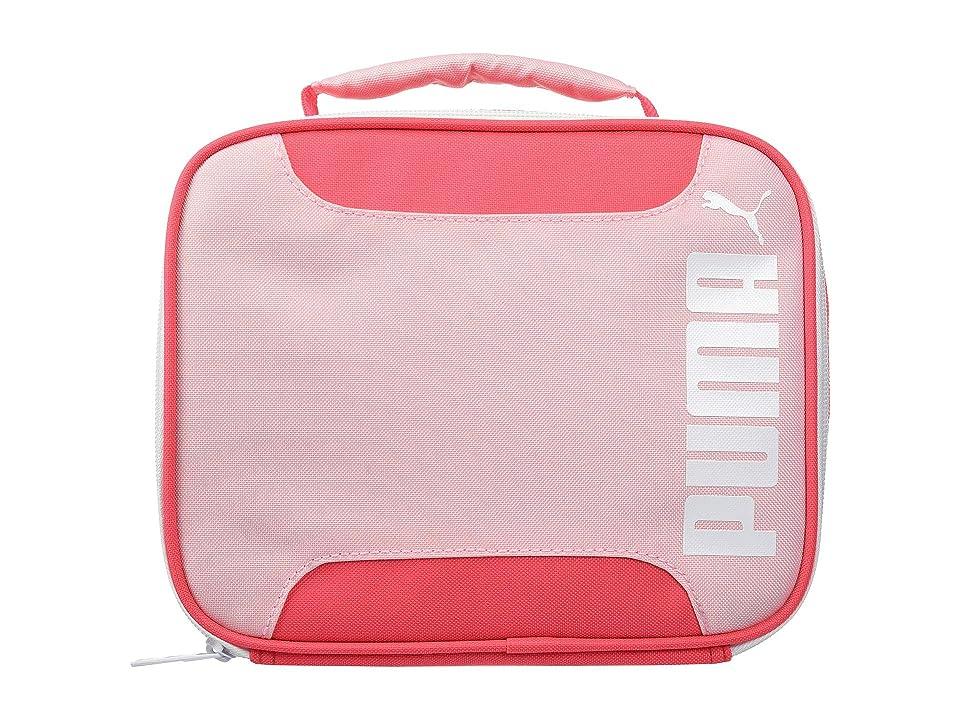 PUMA Evercat Contender 2.0 Lunch Box (Little Kids/Big Kids) (Pink Combo) Bags