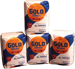 Gold Medal, All Purpose Flour, 10 lb (Pack of 4)