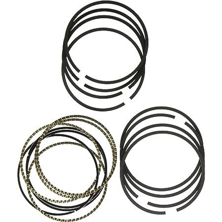 Hastings 2M4987040 4-Cylinder Piston Ring Set
