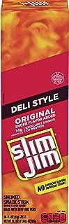 Slim Jim Original Deli Style Smoked Snack Stick, 1.8 Oz. 18-Count