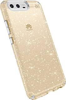Speck Huawei P10 Plus Presido Cases & Covers - Clear & Gold