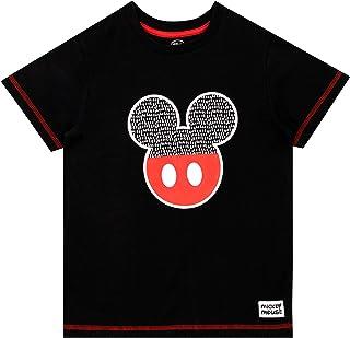 Disney T-Shirt Garçon Mickey Mouse