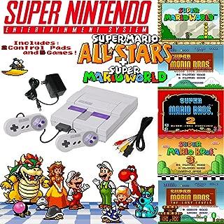 Super NES Mario Set with 5-Game Cartridge