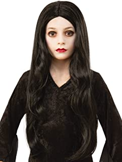 Rubie`s Addams Family Animated Movie Child`s Morticia Wig, One Size
