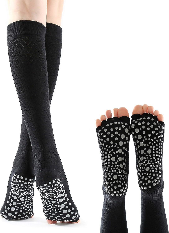 HiRui Compression Socks Spasm price Skid for Women Yoga 20-30mmHg Men At the price
