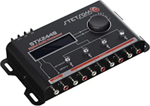 Best car amplifier with built in dsp Reviews