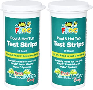 Frog Pool & Spa Test Strips - 100 Count