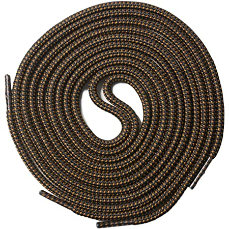 Merrell Laces For Boots and Shoes - Genuine Merrell Laces (127 cm, Burnt Orange)
