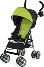 Best Kolcraft Cloud Lightweight Umbrella Stroller with Large Sun Canopy, Spring Green Review