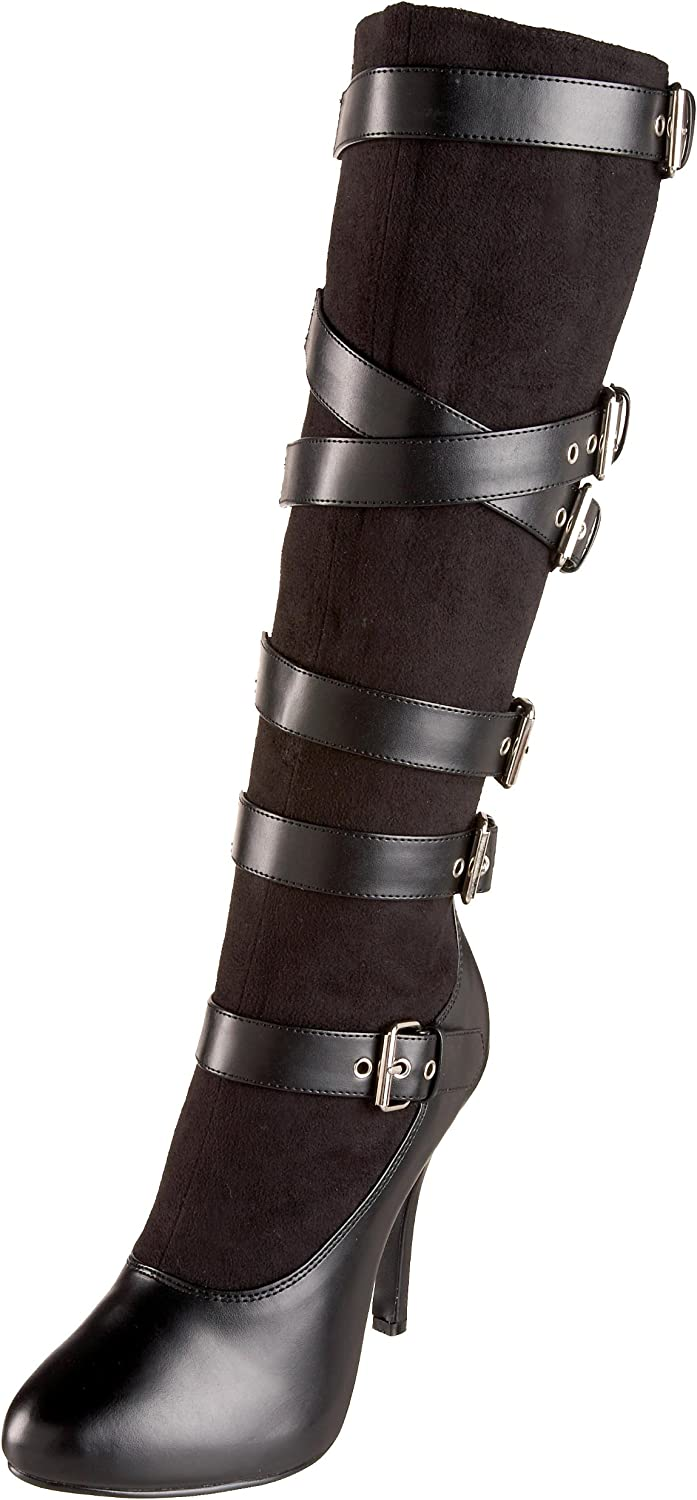 Funtasma by Pleaser Women's Arena-2030 Knee-High Boot
