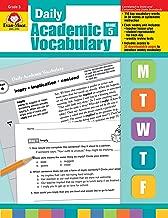 Evan-Moor Daily Academic Vocabulary, Grade 5