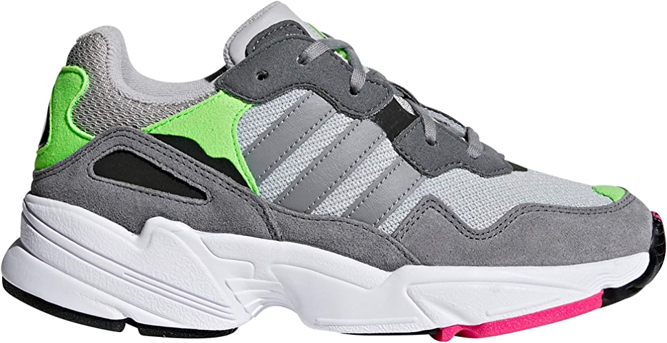 Adidas Falcon W, Chaussures de Fitness Femme Rose.