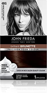 John Frieda Precision Foam Colour, Dark Chocolate Brown 4BG