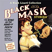 Black Mask 5: The Ring on the Hand of Death: And Other Crime Fiction from the Legendary Magazine (Black Mask Magazine)