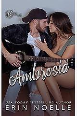 Ambrosia (Book Boyfriend Series 2) Kindle Edition