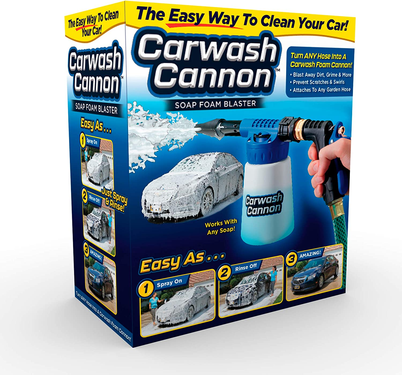 Ontel Direct sale of manufacturer Car Wash Cannon Foam Spray San Antonio Mall Gun Blaster Hose Nozzle