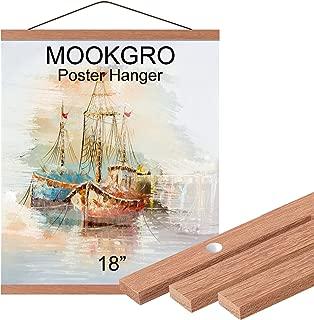 Best poster hangers wooden Reviews