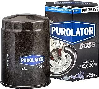 Purolator PBL35399 Black Single PurolatorBOSS Maximum Engine Protection Spin On Oil Filter