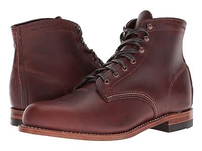 Wolverine Heritage Original 1000 Mile 6 Boot (Rust Leather) Men