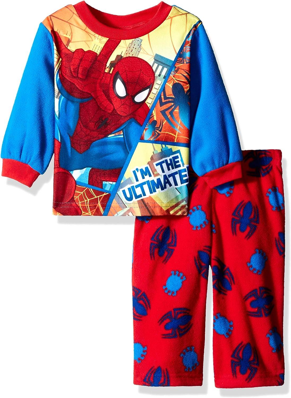 depot DC Comics Boys' Ultimate Superman Pajama Set Award-winning store Fleece 2-Piece