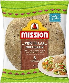 Mission Multigrain Tortillas, 8 Pieces, 384g