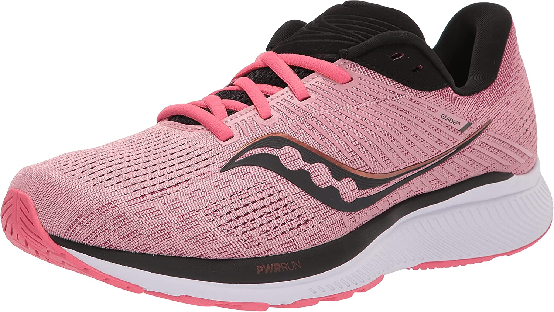 Saucony Women's 1 year warranty Guide 14 Shoe Running Oklahoma City Mall