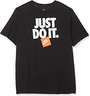 Nike Men's NSW Tee HBR 3, Black(Black/White010), 2X-Large