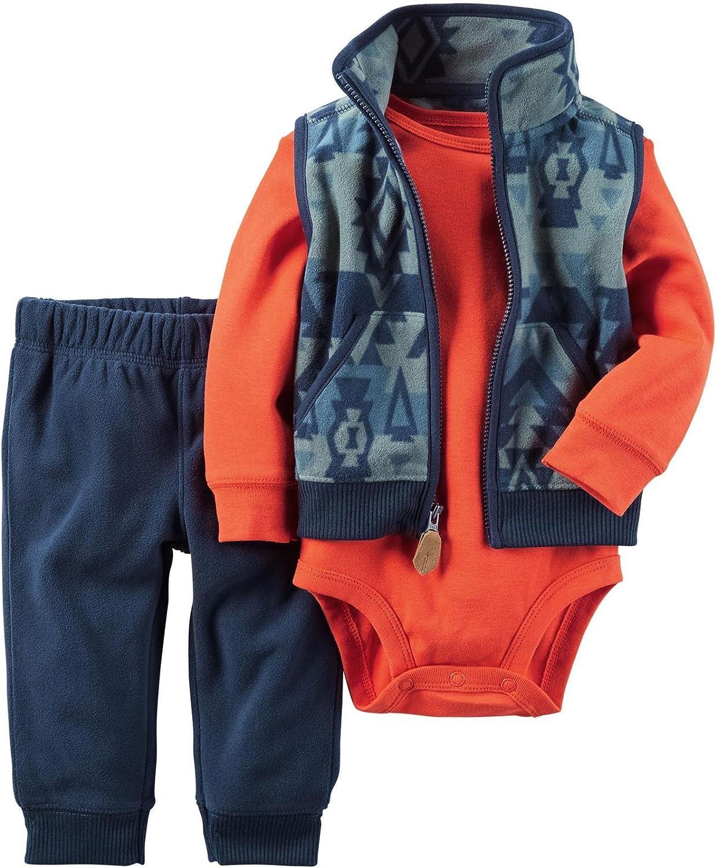 Carter's Baby Boys' Vest Sets 121g869