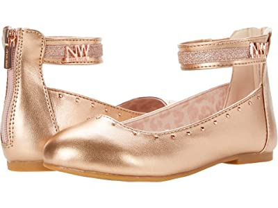 Nine West Kids Lovy (Little Kid/Big Kid) (Rose Gold) Girl