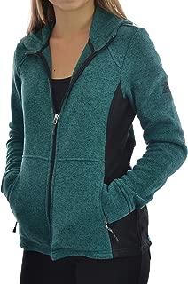 ZeroXposur Women's Heather Sweater Jacket