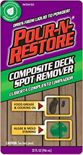 Composite Deck Spot Remover By Pour-N-Restore No PNRDK32OZ