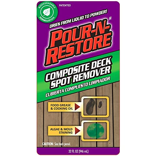 Deck Stain Remover Amazon