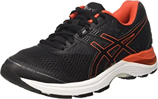 Asics GEL-PULSE 9 Men's Running Shoes, Black/Red, AU7