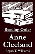 Anne Cleeland - Reading Order Book - Complete Series Companion Checklist