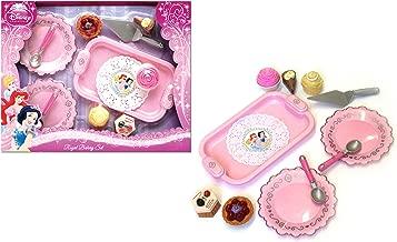 The Walt Disney Disney Princess Royal Bakery Set, Pink (12 Pieces)